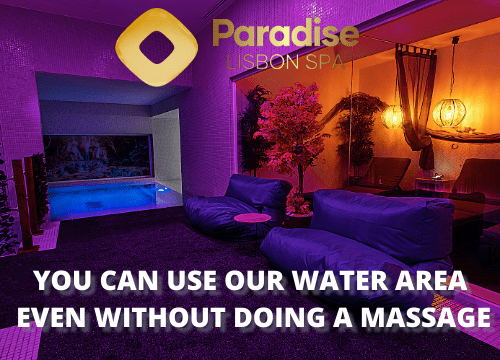 water ares Paradise Lisbon spa