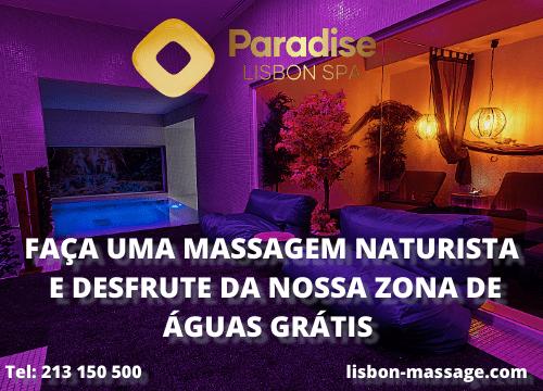 promoção verão Paradise Lisbon Spa